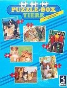 6 x zvířata