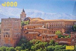 Alhambra, Španělsko