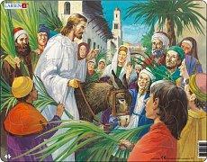 Bible IV. - Ježíš přichází do Jeruzaléma