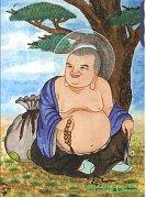 Buddhovo pytel