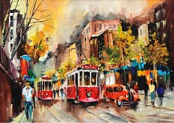 Cesta z tramvaje