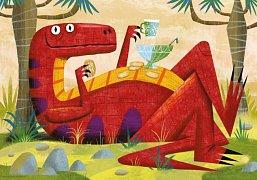 Dinosauří punč