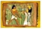 Egyptská scenérie