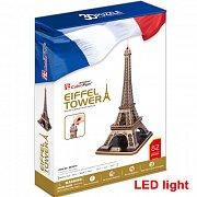 Eiffelova věž LED