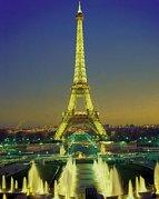 Eiffelovka v Paříži