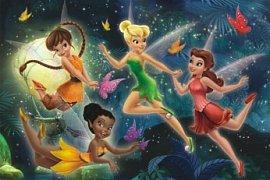 Fairies: Tanec s motýly