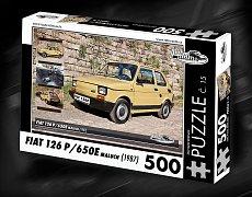 Fiat 126P/650E Maluch
