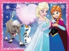 Frozen sesterská láska