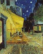 Gogh: Kavárna v noci