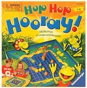 Hop hop hurrah