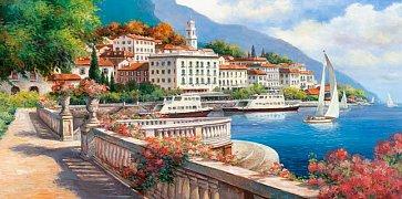 Idylka na jezeře Como