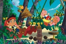 Jake a piráti: Na houpačce