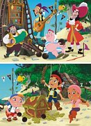 Jake a piráti ze země nezemě: Oslava