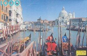 Kanál Grande, Benátky