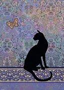Kočičí silueta