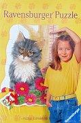 Kočička (metr + lepidlo)