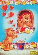Láska medvědí