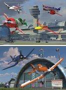 Letadla: Dusty a přátelé