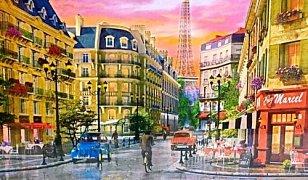 Litující Paříž
