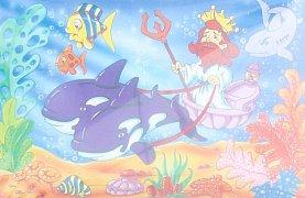 Malá mořská víla