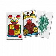 Mariášové karty jednohlavé