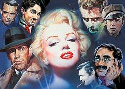 Marilyn Monroe a přátelé