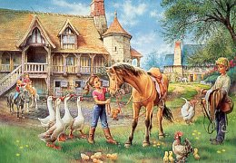 Martina - Na farmě