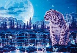 Měsíc s tygrem