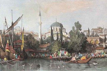 Mešita v Turecku - 1