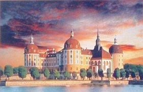 Moritzburg, Německo