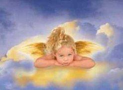 Nebeský anděl