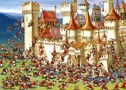 Obléhání hradu