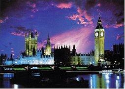 Parlament a Big Ben, Londýn, Velká Británie