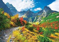 Podzimní Tatry