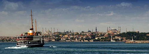Poloostrov Tarihi Yar?mada, Istanbul, Turecko