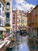 Ponte Longo, Benátky, Itálie