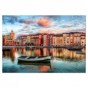 Portofino, Itálie - HDR - 1