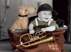 Potulný muzikant