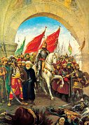 Příjezd do Istanbulu
