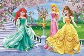 Princezny u fontány