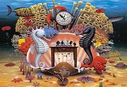 Šachy na útesu