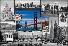 San Francisco - koláž