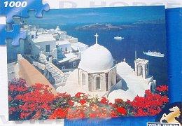 Santorino, Řecko