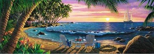 Siesta na pláži