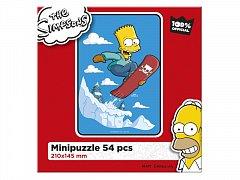 Simpsonovi – Bárt na snowboardu