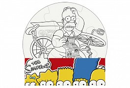 Simpsonovi – Vymaluj si sám