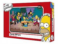 Simpsonovi – Vystoupení