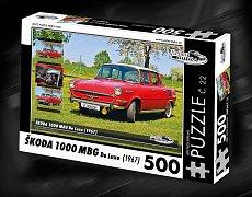 Škoda 1000 MBG De Luxe
