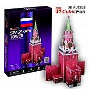 Spasskaya Tower , Moskva