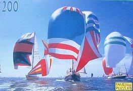 Sportovní plachetnice